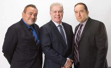 Geraci, Arreola and Hernandez Injury and Worker's Compensation Results