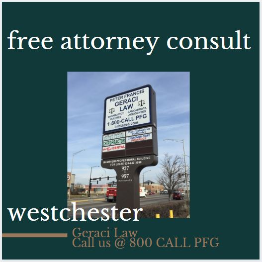 Free Attorney Consult –Westchester