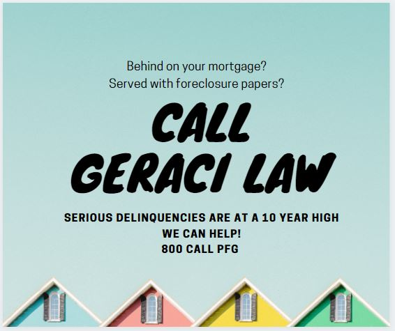 Behind on Your Mortgage? Call PFG.