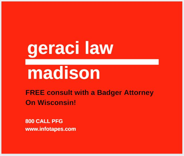 Geraci Law Helping Madison, WI