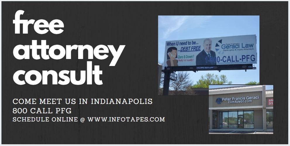 Free Attorney Consult in Indianapolis