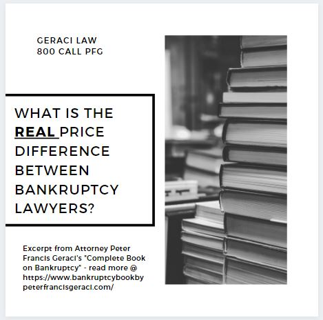 Chapter 10-What is the Real Price Difference Between BankruptcyLawyers?