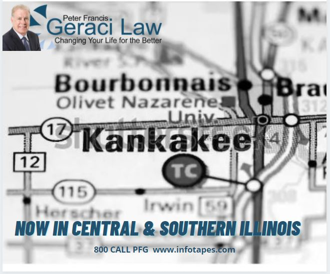 Geraci Law in Central Illinois!