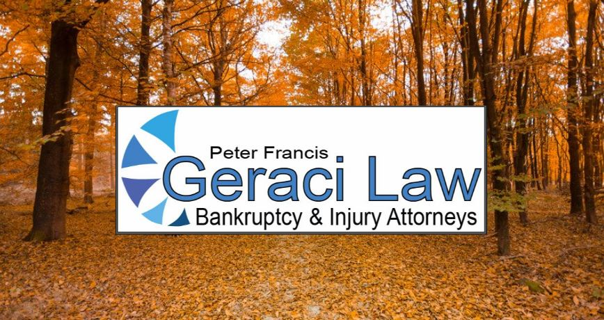 Happy Thanksgiving from Geraci Law!
