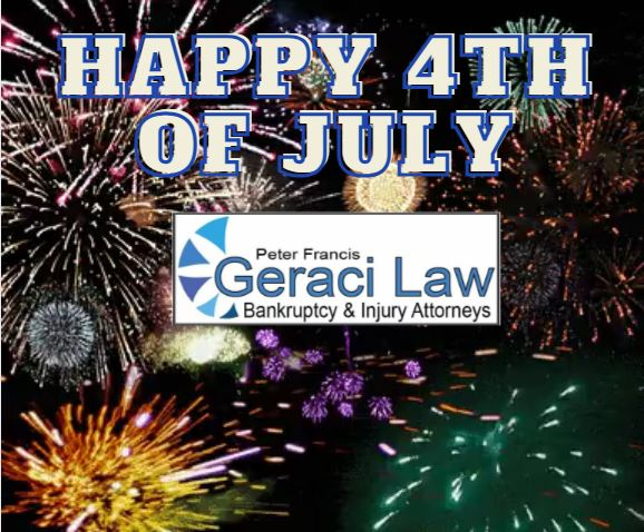 Happy 4th from GeraciLaw!
