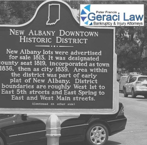 Geraci Law Ready to Help Folks in New Albany,IN!