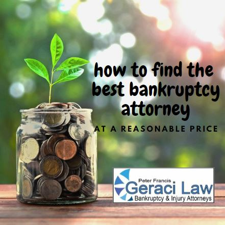 How to Find the Best Bankruptcy Attorney for a ReasonableFee