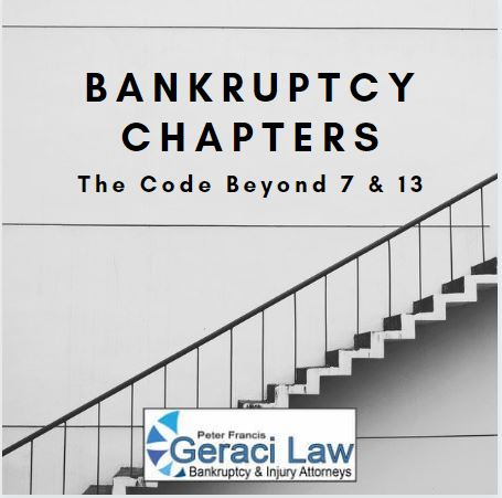 Bankruptcy Chapters