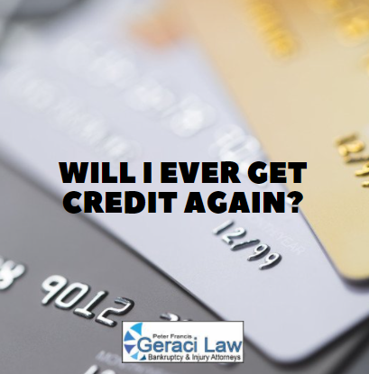 Will I be Able to Get Credit Again AfterBankruptcy?