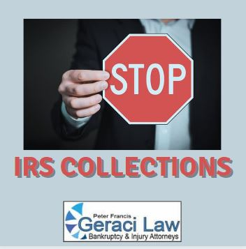 IRS Collection Help!