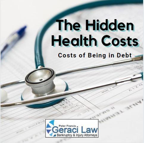 The Hidden Health Costs of Being inDebt